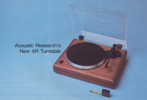 AR Turntable Review price specs - Hi-Fi Classic