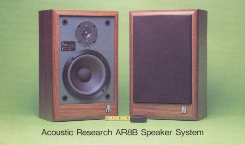 Acoustic Research Ar8b Speaker System Review Price Specs Hi Fi Classic