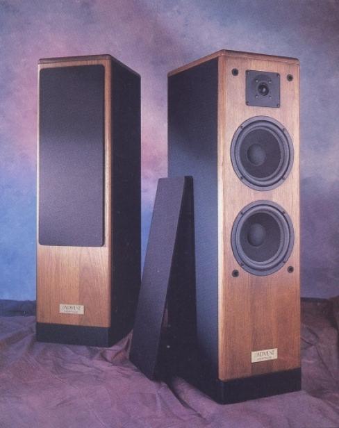 advent heritage speaker system review price specs hi fi. Black Bedroom Furniture Sets. Home Design Ideas