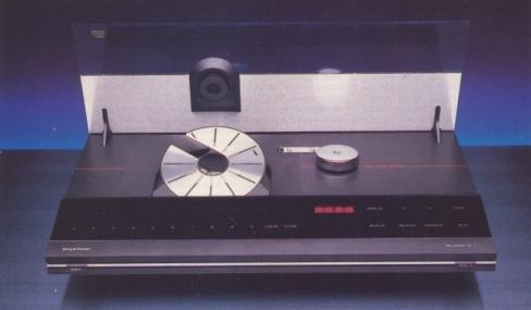 bang olufsen beogram cdx cd player review price specs hi. Black Bedroom Furniture Sets. Home Design Ideas