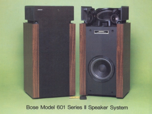 bose compact speaker completely distorted halfway thrpough set