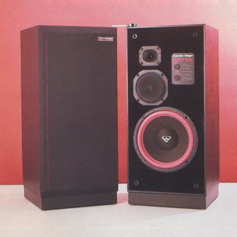 Cerwin Vega 250 Se Speaker System Review Price Specs Hi