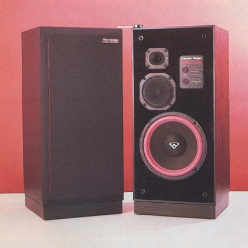 Cerwin Vega 250 Se Speaker System Review Price Specs Hi