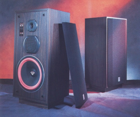Cerwin Vega Vs 100 Speaker System Review Price Specs Hi