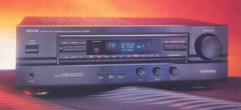 Denon AVR-800 A/V receiver Review price specs - Hi-Fi Classic