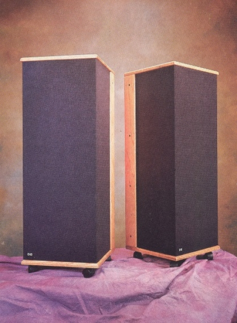 Design Acoustics Ps 103 Speaker System Review Price Specs