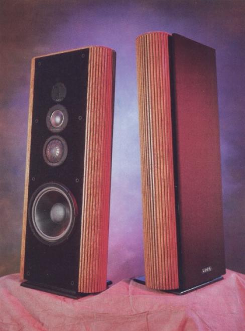 Infinity Kappa 8 Speaker System Review Price Specs Hi Fi