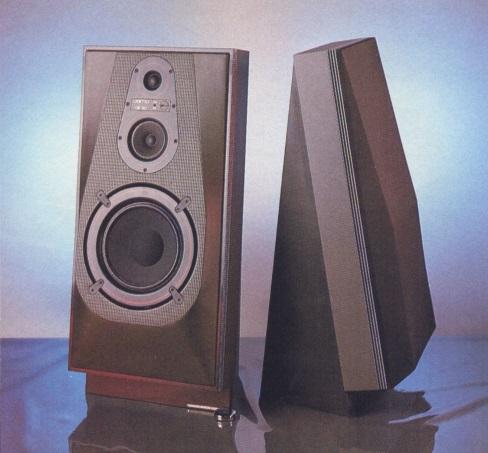 Jamo CBR 120 Speaker System Review price specs - Hi-Fi Classic