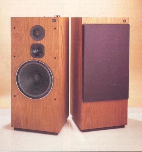 JBL L100T Speaker System Review price specs - Hi-Fi Classic