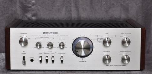 Kenwood Ka 7100 Integrated Amplifier Review Price Specs