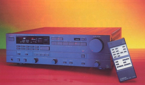 Luxman R-115 Stereo Receiver Review price specs - Hi-Fi Classic