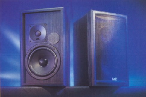 MK Bookshelf 75 Speaker System Review Price Specs