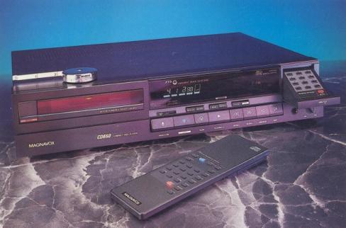 Magnavox CDB-650