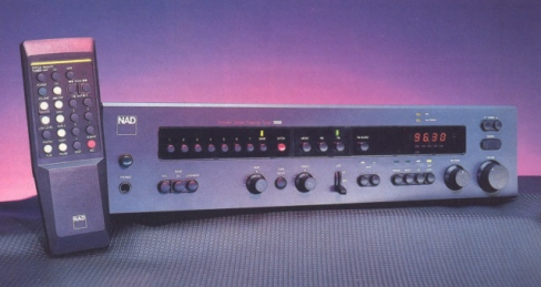 NAD 1600 Tuner/Preamplifier Review price specs - Hi-Fi Classic
