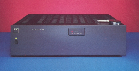 NAD 2200 Power Amplifier Review price specs - Hi-Fi Classic