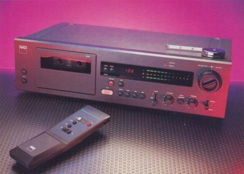 NAD 6300 Cassette Deck Review Price Specs