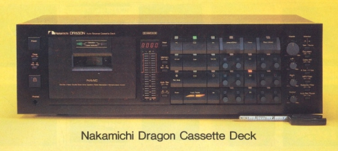 Nakamichi Dragon Cassette Deck Review Price Specs Hi Fi