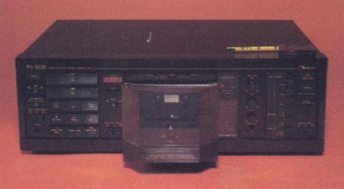 Nakamichi 600 Casette deck  Original Insert Cover