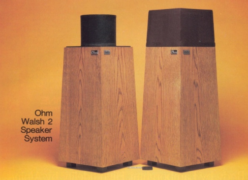 Ohm Walsh 2 Speaker System Review Price Specs Hi Fi Classic