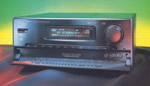 Onkyo Integra TX-SV919THX A/V receiver Review price specs