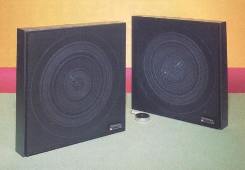 Technics SB-R100 Speaker System Review price specs - Hi-Fi Classic