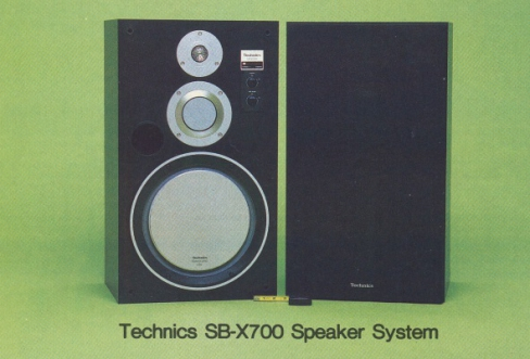 Technics SB-X700 Speaker System Review price specs - Hi-Fi Classic