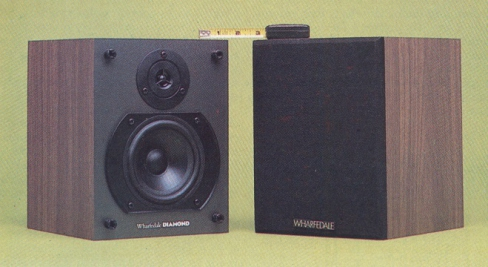 Wharfedale Diamond 1 Speaker System Review Price Specs